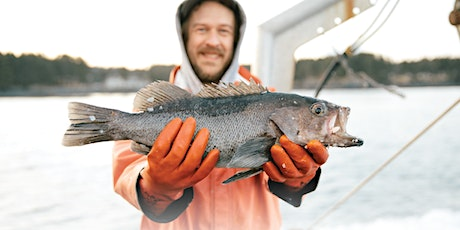 """Dinner on the Bluff: """"Climate Change and the Fish on Your Plate"""" tickets"""