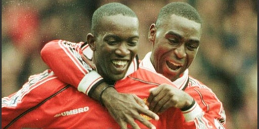 An Evening With Dwight Yorke and Andy Cole