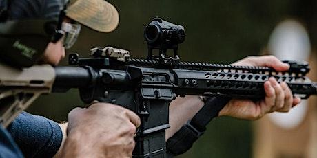 Combat Rifle Level 1 (Arkansas) tickets