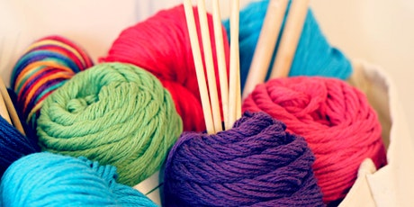 Gloucester Library- Knit and Natter tickets
