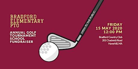 Bradford Elementary PTO Annual Golf Tournament 2020 tickets