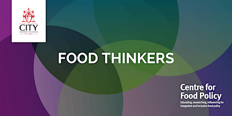 January Food Thinkers with Lisa Jack tickets