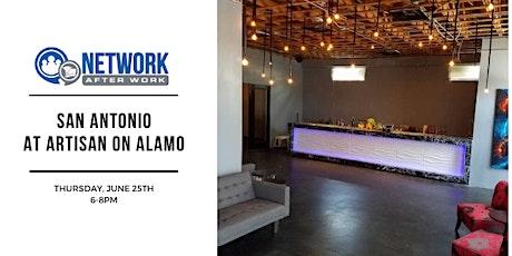 Network After Work San Antonio at Artisan on Alamo tickets