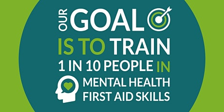 Mental Health First Aid - MHFA England (Adult - 2 Day) tickets