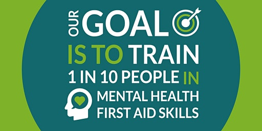 Mental Health First Aid - MHFA England (Adult - 2 Day)