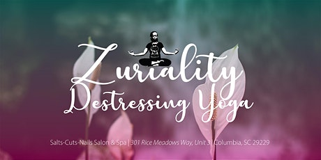 Zurialiaty De-Stressing Yoga tickets