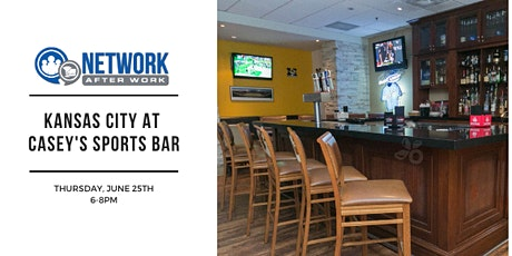 Network After Work Kansas City at Casey's Sports Bar @ Adam's Mark Hotel & Conference Center at the Sports Stadium Complex tickets
