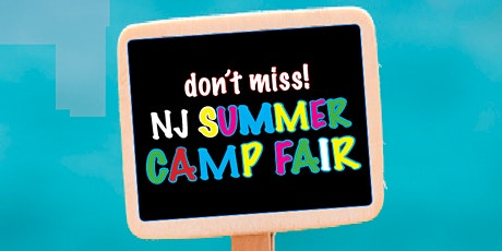 NJ Camp Fair 2020 at Menlo Park Mall tickets