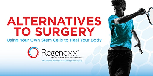 ALTERNATIVES TO SURGERY Using Your Own Stem Cells to Heal Your Body
