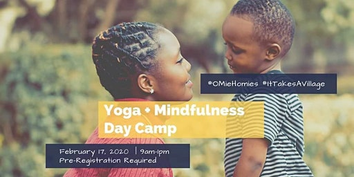 It Takes a Village: Yoga + Mindfulness Day Camp