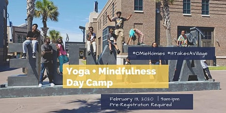 It Takes a Village: Yoga + Mindfulness Day Camp tickets
