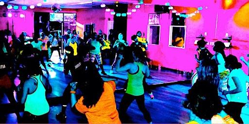 BollyX , Doonya, & Zumba Glo Fitness Party