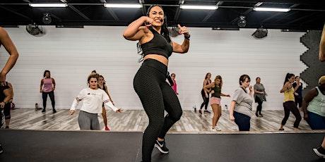 Grand Rapids, MI Dance2Fit Class w/ Jessica James on 6/27/20 @7:30pm tickets
