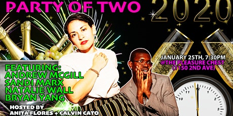 Party of Two: A New Year tickets