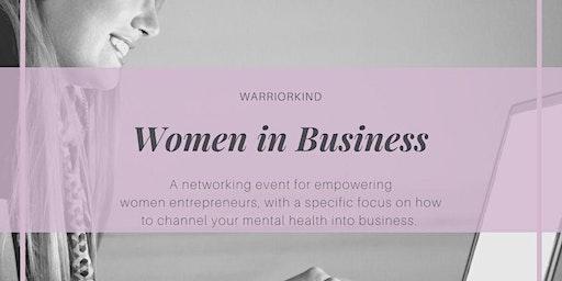WarriorKind Women in Business Networking Event