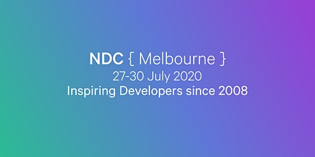 NDC Melbourne 2020 | Conference for Software Developers tickets