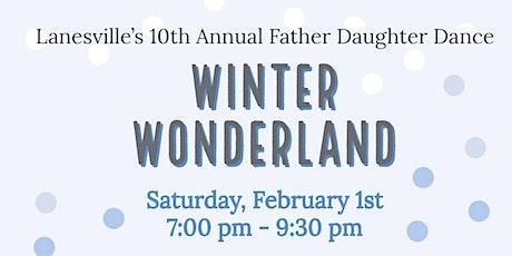 Winter Wonderland Father Daughter Dance - Lanesville, IN tickets