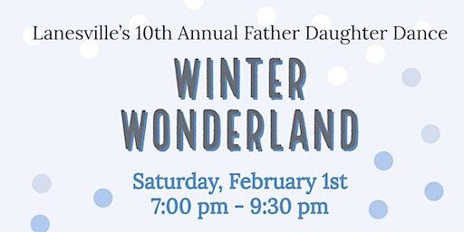 Winter Wonderland Father Daughter Dance - Lanesville, IN