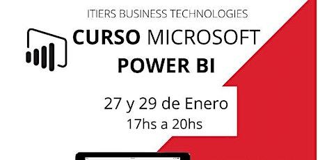 Curso Microsoft Power BI entradas