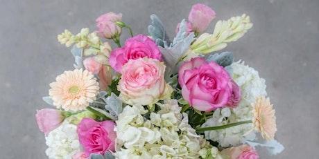 Spring Floral Arrangement Workshop - Fair Oaks tickets