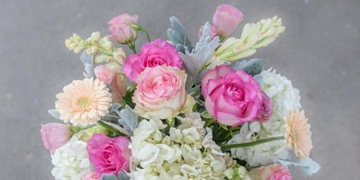 Spring Floral Arrangement Workshop - Fair Oaks