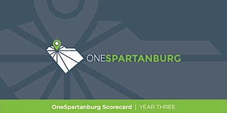 OneSpartanburg Year Three Update tickets
