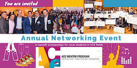 2020 ACE Networking to Support ACE Mentoring tickets