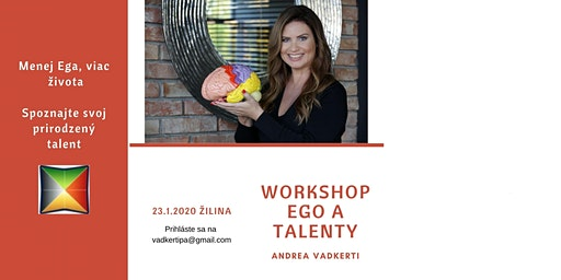 Workshop Ego a Talenty