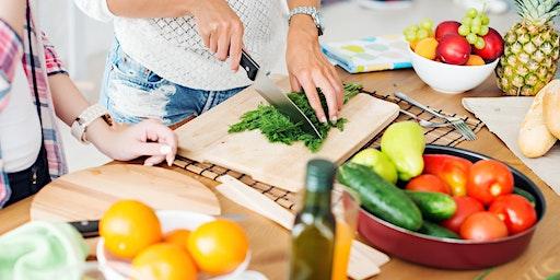 Nutrition-Place Régime Végétarien dans équilibre alimentaire-Atelier D184