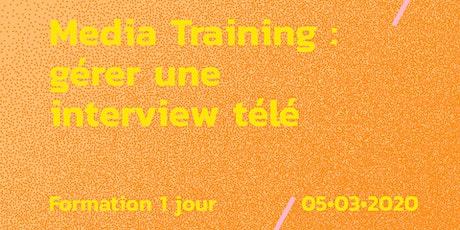 Formation // Media Training tickets