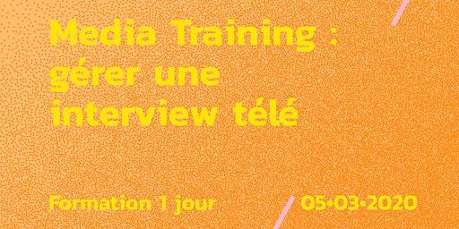 Formation // Media Training