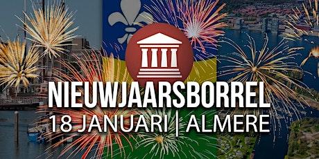 Nieuwjaarsborrel FVD Flevoland tickets