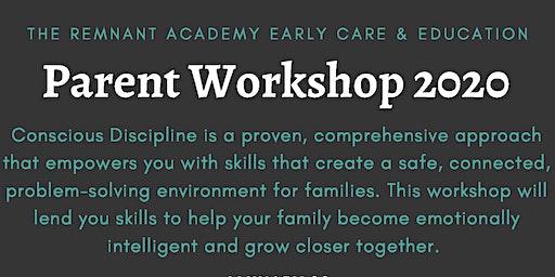Parent Workshop 2020