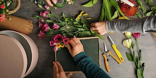 Curso de Centros Florales
