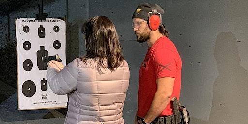Women's Basic Pistol Class