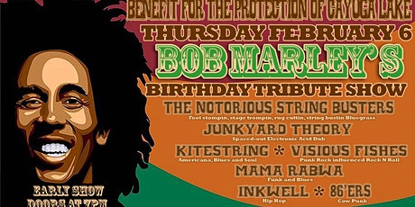 Bob Marley Birthday Tribute Show tickets