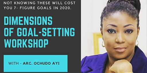 The Dimensions of Goal-Setting Workshop