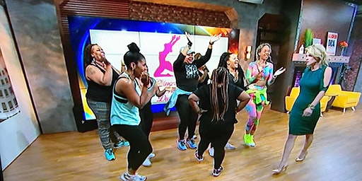 """DancerFit - Join Us for a """"Fun Way to get Fit."""""""