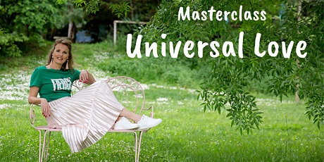 Masterclass Universal Love tickets