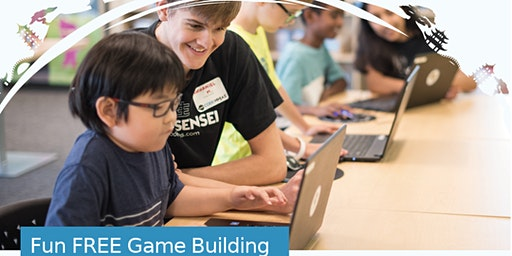 Free Game Building coding workshop for homeschoolers (Suwanee)