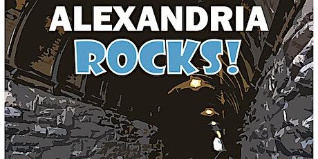 Alexandria Rocks! A Walking Tour tickets