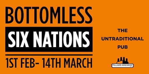 SIX NATIONS : ENGLAND VS WALES  - Bottomless KO: 1645