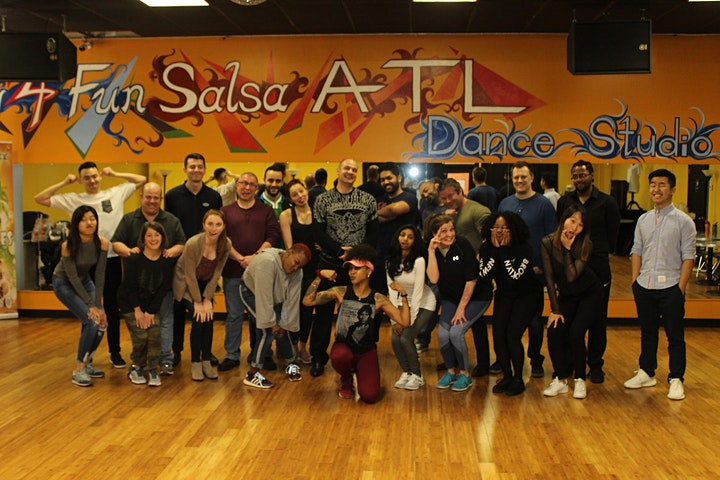 3hr Salsa Boot Camp ALL EVENTS ARE CURRENTLY CANCELLED DUE TO COVID-19 image