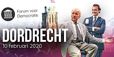 Forum voor Democratie in Dordrecht tickets