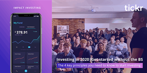 Investing in 2020 | Get started without the BS