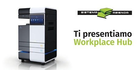 PRESENTAZIONE WORKPLACEHUB tickets