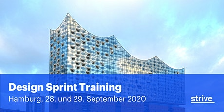 Strive Design Sprint Training Hamburg (2 Tage, Deutsch) Tickets