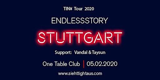 TIN¥ TOUR 2020: Stuttgart