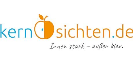 kernsichten - Persönlichkeitsworkshop - Stärken erkennen und erfolgreich mit anderen Typen agieren - www.kernsichten.de Tickets