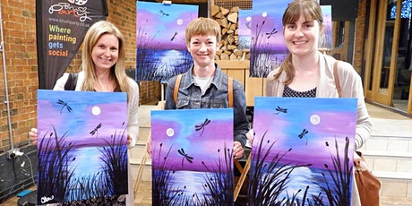 Dance of the Dragonflies Brush Party - Wokingham tickets